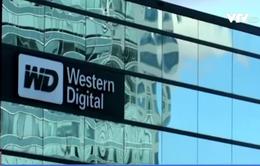 Western Digital: Toshiba sẽ vi phạm hợp đồng nếu bán mảng chip