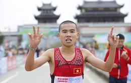 Việt dã toàn quốc và marathon - Giải báo Tiền phong 2017: Ấn tượng Vũ Văn Sơn và Hoàng Thị Thanh