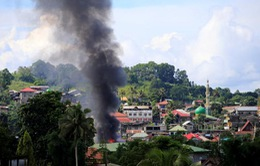 Góc nhìn giữa lòng chiến sự Marawi, Philippines