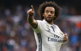Marcelo một mực bênh HLV Zidane