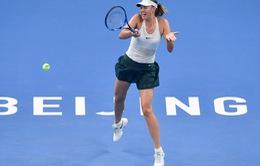 Vượt qua Makarova, Sharapova tái ngộ Halep tại vòng 3 Trung Quốc mở rộng 2017