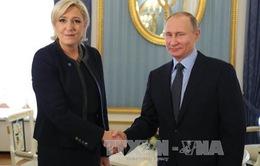 Ứng cử viên Tổng thống Pháp Marine Le Pen thăm Nga