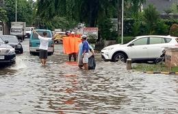 Bão Maring khiến 3 người thiệt mạng và gây ngập lụt tại Philippines