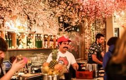 """Các fan của Mario chắc chắn sẽ phát """"cuồng"""" với quán bar cực độc này"""