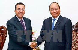 Thủ tướng Nguyễn Xuân Phúc tiếp Đại sứ Morocco