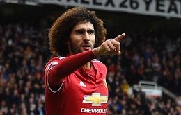 Chia tay Man Utd, Fellaini nhận ngay lương khủng bậc nhất thế giới