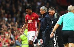 Tình thầy trò Martial - Mourinho trên bờ vực đổ vỡ