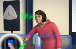 Thử nghiệm công nghệ quét vé tàu bằng sinh trắc học
