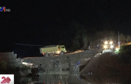 Tuyên Quang khẩn trương tìm kiếm 3 công nhân mất tích