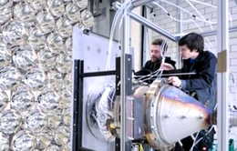 Đức thử nghiệm Mặt trời nhân tạo lớn nhất thế giới