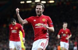 Man Utd đón tin cực vui trước thềm màn đụng độ Swansea