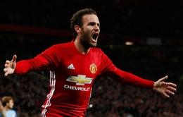 Man Utd chốt tương lai của Mata