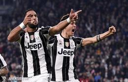 Kết quả bóng đá châu Âu rạng sáng 11/3: Juventus 2-1 AC Milan, Marseille 3-0 Angers