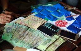 Sơn La triệt phá ổ nhóm mua bán ma túy