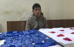 Con nghiện lên Mộc Châu mua ma túy về sử dụng