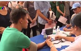 """""""Hành trình đỏ"""" tiếp nhận hơn 1.700 đơn vị máu ở TP.HCM"""