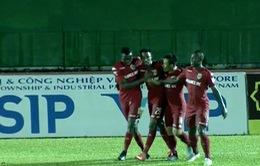 VIDEO: Tổng hợp trận đấu B.Bình Dương 1-0 CLB TP Hồ Chí Minh