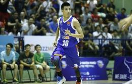 SEA Games 29: Tuyển bóng rổ Quốc gia triệu tập thêm cầu thủ từ VBA