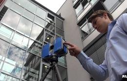 Ứng dụng công nghệ quét 3D trong nhiều lĩnh vực của đời sống