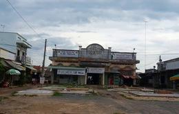 Tây Ninh: Sắp xếp lại sạp hàng, giải quyết bất đồng của tiểu thương chợ Long Hải