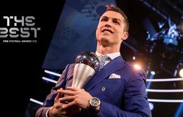 TRỰC TIẾP Lễ trao giải FIFA The Best 2017: Lần thứ 5 cho Ronaldo?