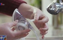 Áo ngực thông minh tích hợp máy hút sữa
