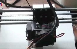 """Công nghệ in 3D - """"chìa khóa"""" của tương lai"""