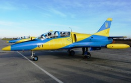 Ukraine: Máy bay quân sự gặp nạn, 2 phi công thiệt mạng
