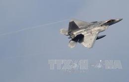 Phi đội F-22 Raptor của Mỹ tới Hàn Quốc tập trận