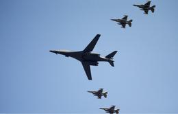 Mỹ điều 2 máy bay ném bom chiến lược đến bán đảo Triều Tiên