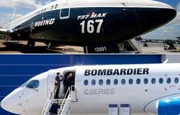 Sóng gió quan hệ thương mại quốc tế vì vụ kiện Boeing - Bombardier