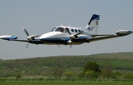 Máy bay nhỏ của Mỹ bị rơi làm 6 người thiệt mạng