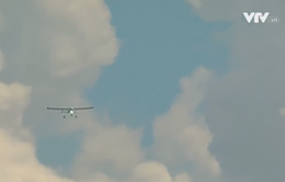 Máy bay không người lái lập thời gian bay kỷ lục trong hơn 9 tiếng
