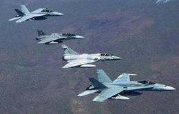 Australia nối lại hoạt động trên không phận Syria