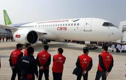 Trung Quốc thử nghiệm máy bay chở khách tự chế tạo