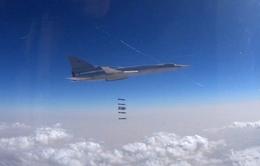 Nga không kích quy mô lớn nhằm vào IS ở Syria