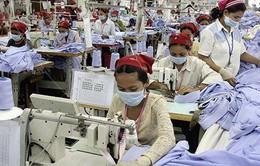 Ngành dệt may Campuchia có thể tăng trưởng chậm lại trong năm tới