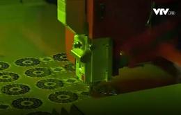 Khai mạc Triển lãm quốc tế về máy công cụ, cơ khí chính xác
