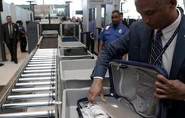 Mỹ dỡ bỏ lệnh cấm mang máy tính xách tay trên nhiều chuyến bay