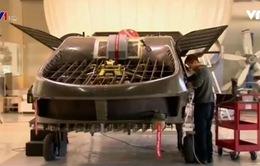 Máy bay không người lái có khả năng chở người