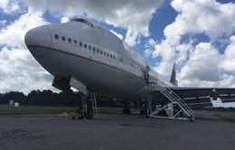 Đấu giá thành công máy bay Boeing trên trang thương mại điện tử