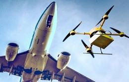 Máy bay không người lái va chạm máy bay dân dụng ở Canada