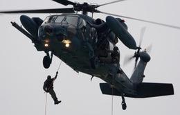 Máy bay quân sự Nhật Bản mất tín hiệu khi đang huấn luyện bay