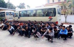 Ngăn chặn thành công nhóm đối tượng ra địa bàn Móng Cái nhằm mục đích gây án