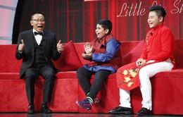 NB Lại Văn Sâm quên tuổi tác vì cậu bé Ấn Độ, top 6 Giọng hát Việt nhí tranh tài ở Bán kết