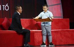 Mặt trời bé con: Cậu bé 10 tuổi đọc vanh vách chiếu dời đô của Lý Thái Tổ