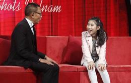 """Mặt trời bé con: Nhà báo Lại Văn Sâm """"bất lực"""" khi nghe cô bé 11 tuổi kể tội bố mẹ"""