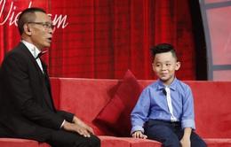 Mặt trời bé con: Cậu bé 7 tuổi đọc 100 cuốn sách khiến nhà báo Lại Văn Sâm không thốt nên lời