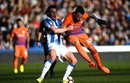 Vòng 5 FA Cup: Man City bị đội hạng nhất cầm chân