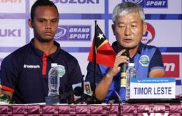 Timor Leste và Macau quyết gây sốc trước U23 Việt Nam, U23 Hàn Quốc